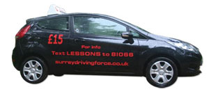 Driving Lessons Thorpe Lea