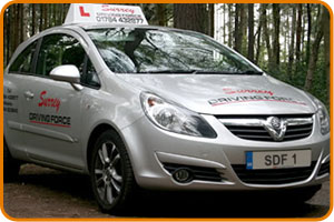 Driving Tuition Egham